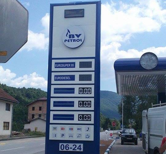 bv petrol